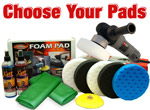 Porter Cable 7424 & Pad Kit FREE Bonus